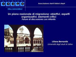 Associazione utenti Italiani aleph