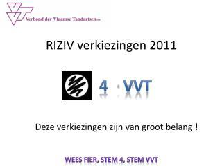 RIZIV verkiezingen 2011