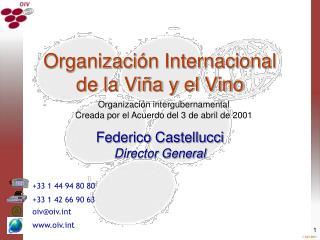 Organizaci n Internacional de la Vi a y el Vino