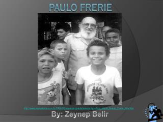 PAULO Frerie