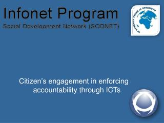 Citizen's engagement in enforcing accountability through ICTs