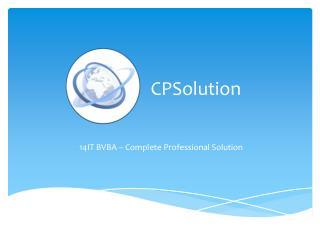 CPSolution