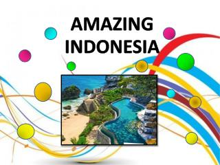 AMAZING   INDONESIA
