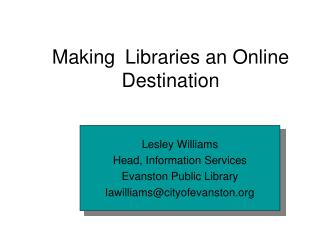 Making