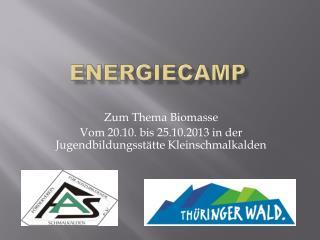 Energiecamp