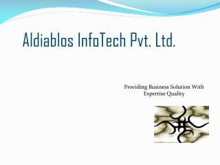 Aldiablos InfoTech Pvt. Ltd.