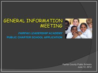 GENERAL INFORMATION MEETING