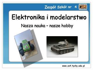 Elektronika i modelarstwo