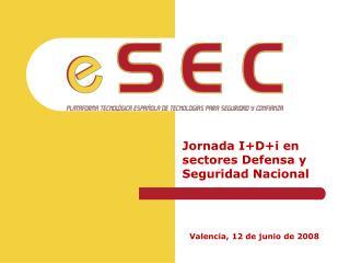 Jornada I+D+i en sectores Defensa y Seguridad Nacional