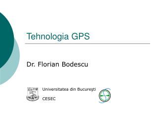 Tehnologia GPS