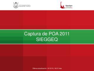 Captura de POA 2011 SIEGGEQ