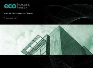 Eco Sociedad de Bolsa S.A.