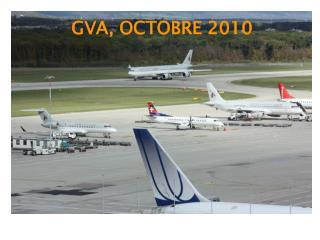GVA, OCTOBRE 2010