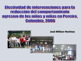 José William Martínez