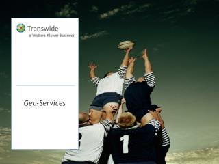 Geo-Services