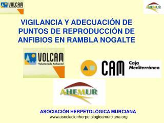 VIGILANCIA Y ADECUACIÓN DE PUNTOS DE REPRODUCCIÓN DE ANFIBIOS EN RAMBLA NOGALTE