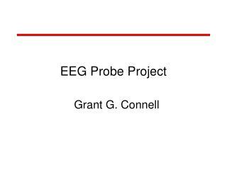 EEG Probe Project