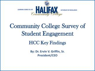 Community College Survey of Student Engagement