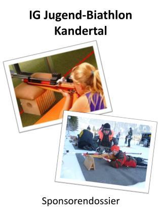 IG Jugend-Biathlon  Kandertal