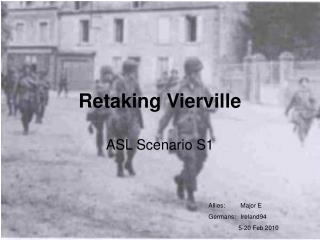 Retaking Vierville