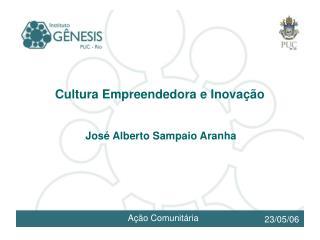 Cultura Empreendedora e Inovação