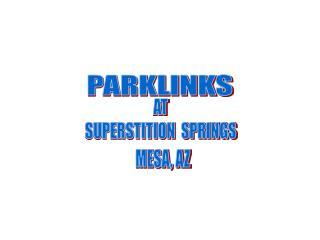 PARKLINKS