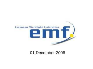 01 December 2006