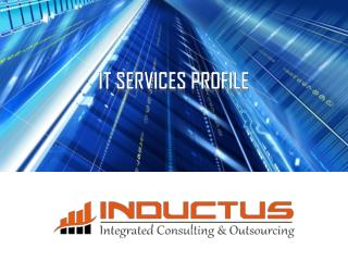IT Services Profile
