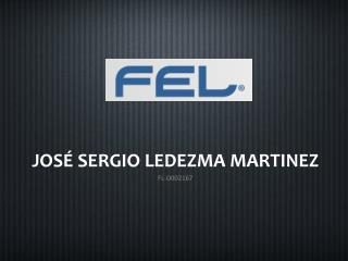 JOSÉ SERGIO LEDEZMA MARTINEZ  FL-D002167