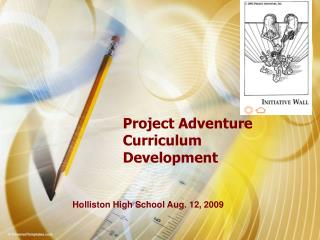 Project Adventure Curriculum Development