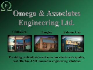 Omega & Associates Engineering Ltd.