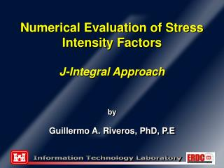 By  Guillermo A. Riveros, PhD, P.E