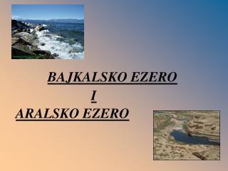 BAJKALSKO EZERO