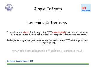 Ripple Infants