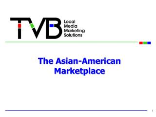 The Asian-American Marketplace