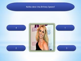 Koliko dece ima Britney Spears?