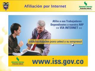 Afiliación por Internet