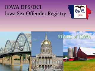 IOWA DPS/DCI  Iowa Sex Offender Registry