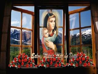 Salve, Maria Mãe de Deus