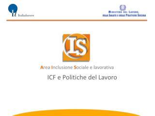 ICF e Politiche del Lavoro