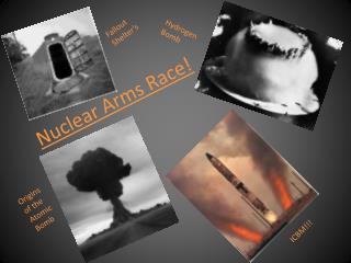 Nuclear Arms Race!