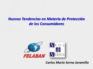 Nuevas Tendencias en Materia de Protecci n de los Consumidores