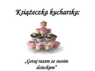 Książeczka kucharska: