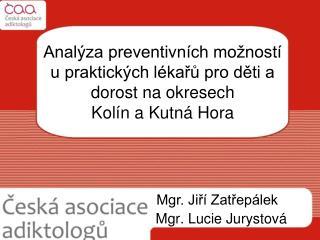 Mgr. Lucie Jurystová