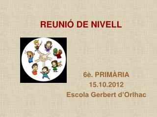 REUNIÓ DE NIVELL