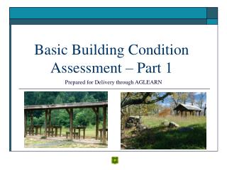 Basic Building Condition Assessment