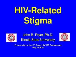 HIV-Related Stigma