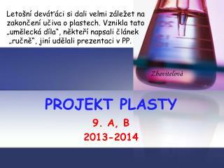 PROJEKT PLASTY