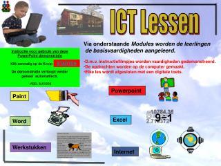 ICT Lessen