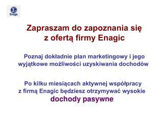 Poznaj dokładnie plan marketingowy i jego wyjątkowe możliwości uzyskiwania dochodów